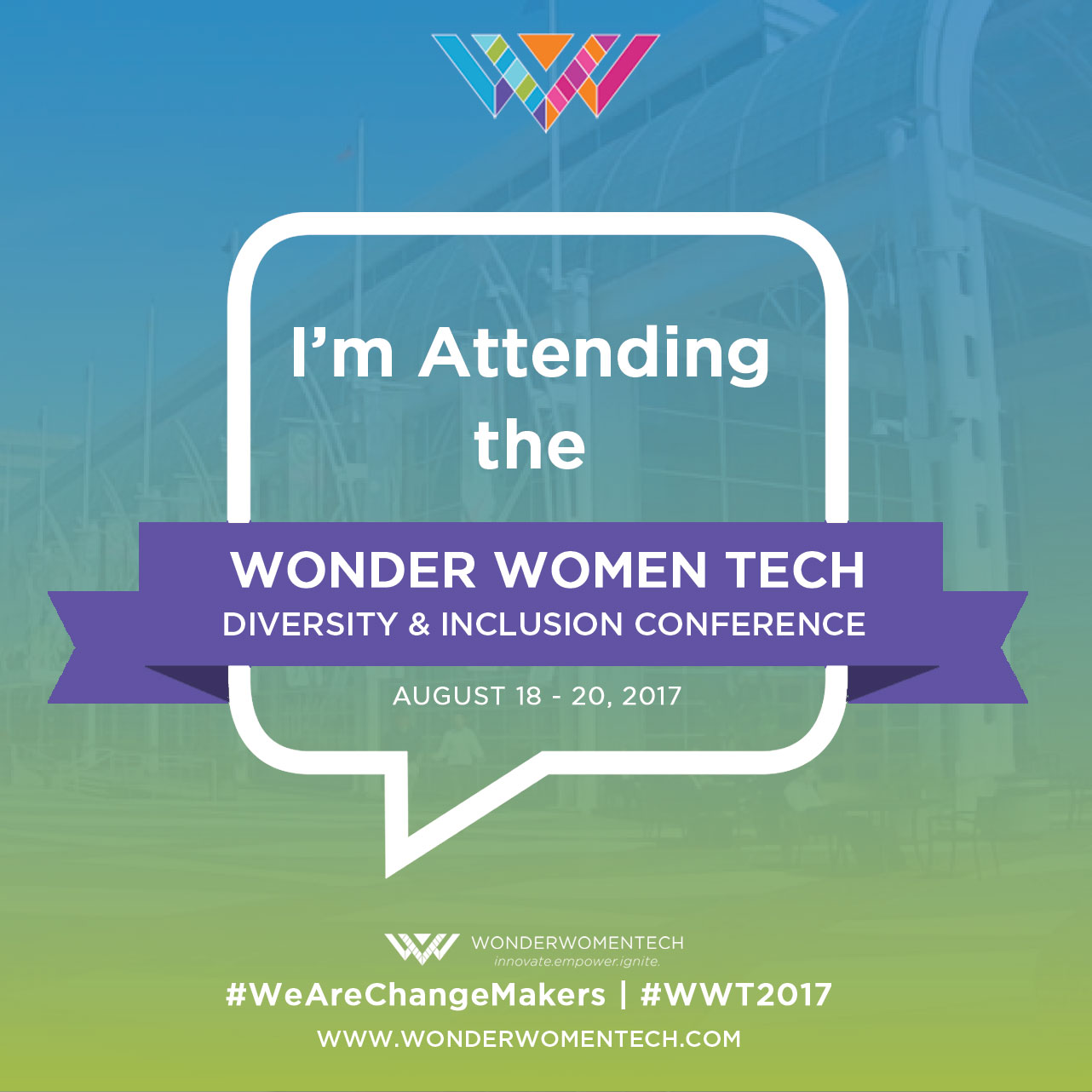 Wonder Women Tech 2017